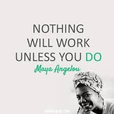 Love me some Maya Angelou